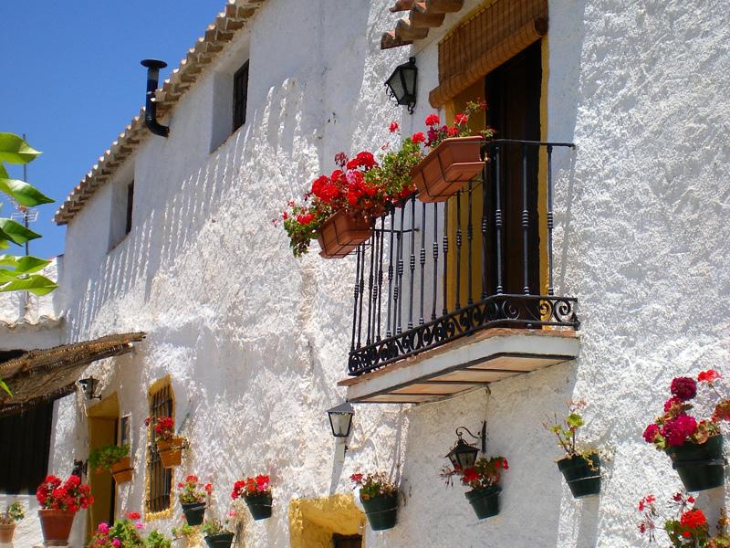 Espagne les touristes arabes premiers clients du - Casas tipicas andaluzas ...