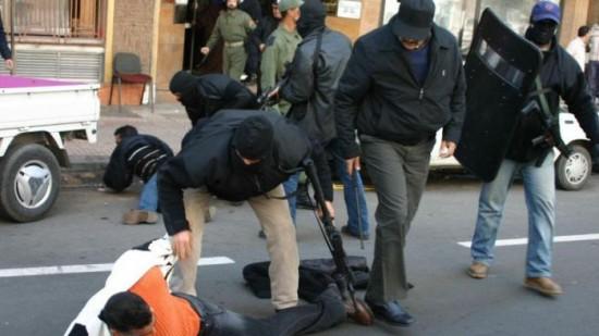 les quatre individus arr 234 t 233 s 224 b 233 ni mellal projetaient des attentats 224 l explosif au maroc