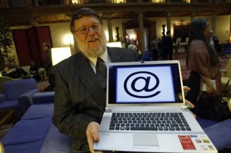 L 39 inventeur de l 39 email et de 39 39 est d c d le 5 mars 2 - Inventeur de l ordinateur ...