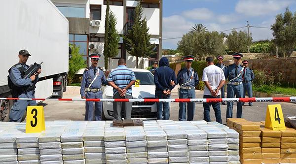 Agadir encore une saisie importante de chira barlamane for Chambre de partenariat euro afrique de belgique