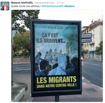 France robert m nard maire de b ziers a encore tap fort for Piscine municipale beziers