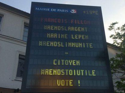 Affichage Caf Ef Bf Bd Paris