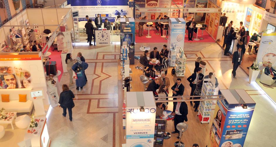Marrakech abrite la 15e dition du salon officine expo for Salon pharmaceutique