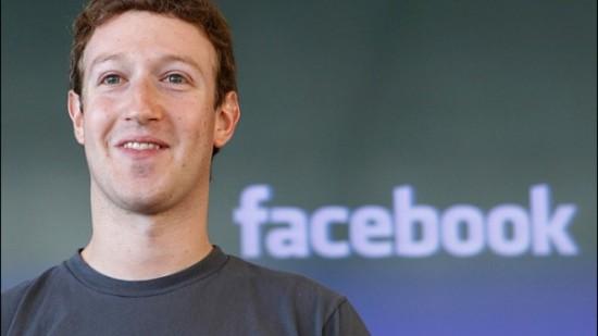 مارك زكربيرغ مؤسس الفايسبوك