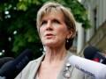 جولي بيشوب وزيرة خارجية استراليا (برلمان.كوم)