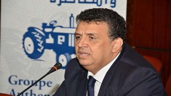رئيس الفريق البرلماني لحزب الأصالة والمعاصرة عبد اللطيف وهبي