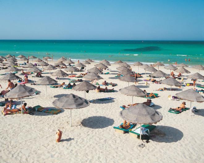 شاطئ السعيدية