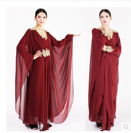Custom-Made-Fashion-Red-Velvet-Silk-Dress-Dubai-Arabic-Robe-Soiree-Moroccan-Kaftan-Plus-Size-Long