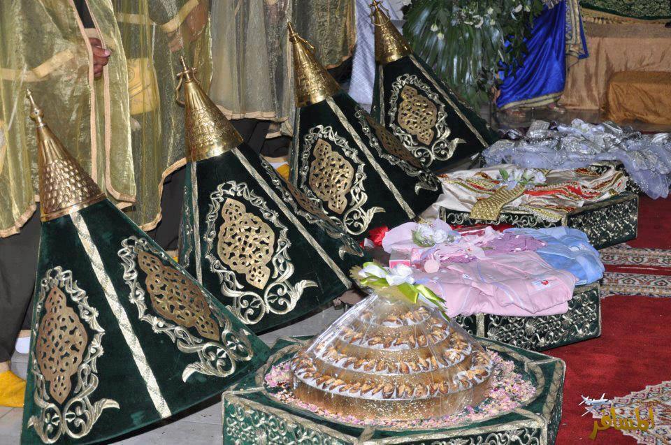 """""""الهدية"""" ما يتميز به المغاربة عن غيرهم في الاعراس"""