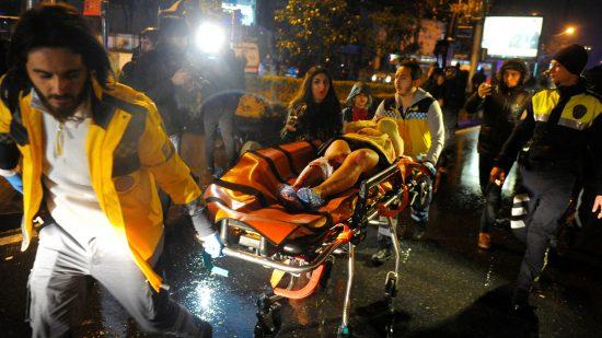 وكالة مخابرات ضالعة في هجوم الملهى الليلي بإسطنبول — تركيا