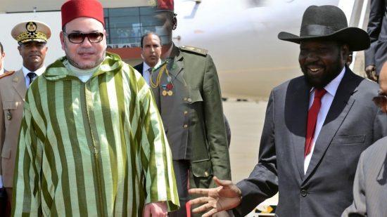 المغرب سيساعد جنوب السودان على بناء عاصمة جديدة