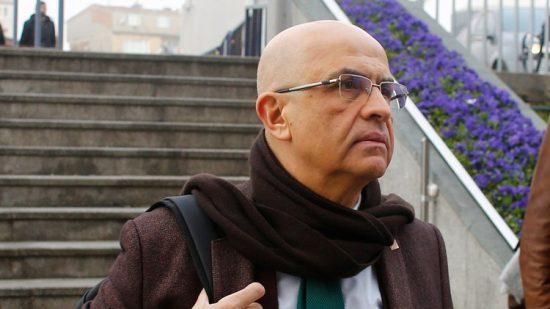 حكم بالسجن 25 عاما على نائب تركي معارض