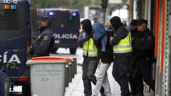 نتيجة بحث الصور عن الأمن الإسباني
