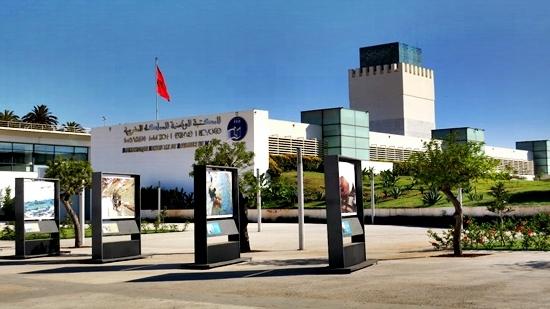 عبد الإله التهاني يعيد الهدوء والنظام إلى المكتبة الوطنية للمملكة