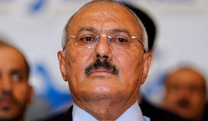 هذا ما قاله علي عبد الله صالح قبل مقتله!