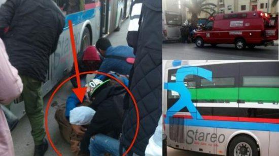 عصابة مسلحة تهاجم حافلة بسلا