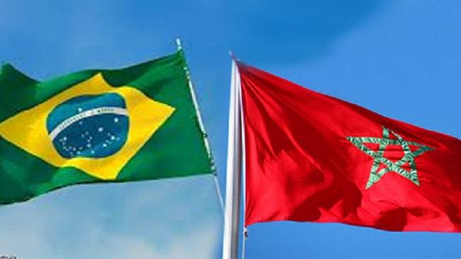 البرازيل تقف بصف المغرب و هذا ما دعت إليه